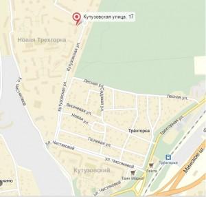 карта в НТ