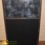 магнитно-меловая комбинированная доска на стену