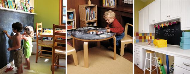 меловые и магнитные доски для детей