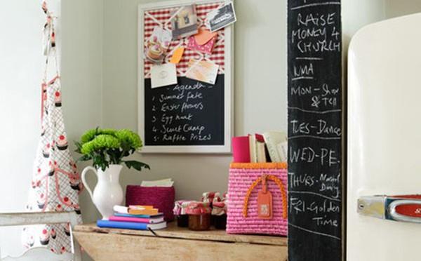 Грифельные, меловые, магнитные, маркерные и пробковые интерьерные доски на стену