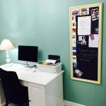 магнитно-меловая доска в кабинет