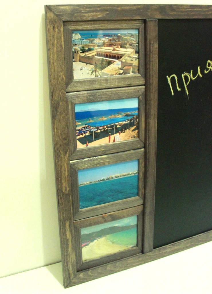 фотоколлаж из рамок для фото под заказ