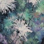фактурная многоцветная живопись