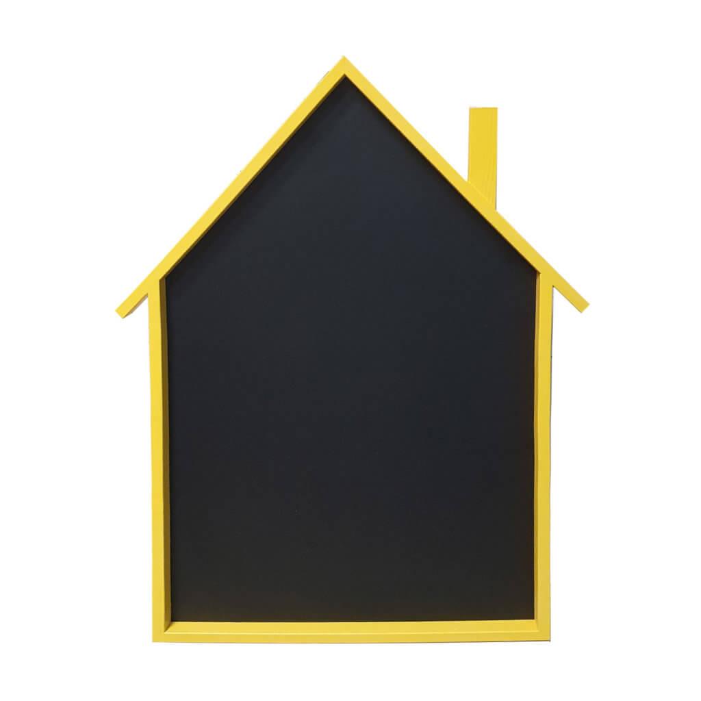 Грифельная доска-домик