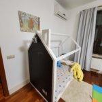 Доска для рисования домик на кровать домик